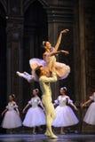 Lift-Tableau 3-The Ballet  Nutcracker Stock Images