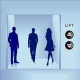 lift to assist Stock Photos