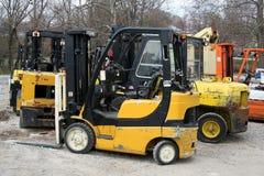 Lift Truck 2 stock image