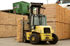 Lift Truck Stock Images