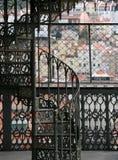 Lift van Kerstman Justa in Lissabon Royalty-vrije Stock Foto