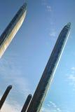 Liftbrug Stock Afbeelding