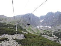 Lifter гор Стоковые Изображения
