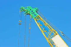 Lifting Crane Royalty Free Stock Images