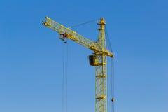 Lifting crane Stock Photography