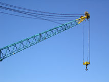 Lifting cranes. Stock Photos