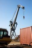 Lifting gear Stock Photo