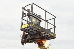 Lifting machine Stock Photography