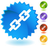 Ligação Chain Imagens de Stock Royalty Free