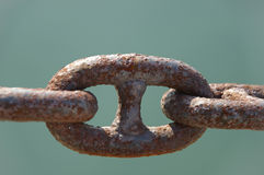 Ligação Chain fotos de stock