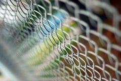 Ligação Chain Bokeh Imagem de Stock