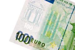 Ligação do euro Foto de Stock Royalty Free
