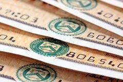 Ligações de economias do Estados Unidos Fotos de Stock Royalty Free