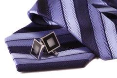 Ligações e laço de punho Imagens de Stock Royalty Free