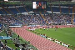 Liga 2011 do diamante fotos de stock