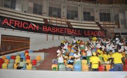 LIGA-AFRIKANER-BASKETBALL lizenzfreie stockbilder