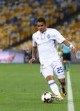 Liga de campeões de UEFA: FC Dynamo Kyiv v Young Boys imagens de stock royalty free