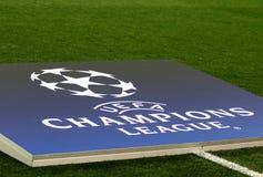 Liga de campeões de UEFA: Shakhtar Donetsk v Feyenoord fotografia de stock royalty free