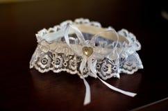 Liga de la boda Imágenes de archivo libres de regalías