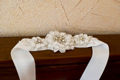 Liga de la boda Imagen de archivo