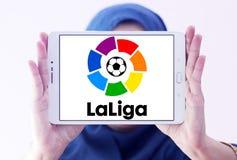 Liga del La, logotipo español de la liga Foto de archivo