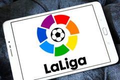 Liga del La, logotipo español de la liga Foto de archivo libre de regalías