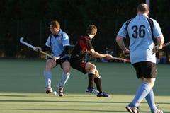 Liga do hóquei de Wales sul Foto de Stock Royalty Free