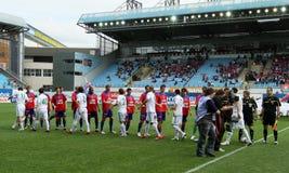 liga footballowa premier rosjanin Zdjęcia Royalty Free