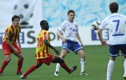 liga footballowa premier rosjanin Obrazy Stock