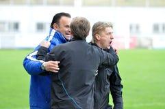 Liga Moravian-Silesia, entrenadores de fútbol