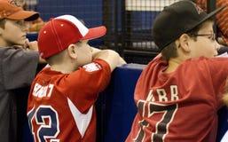 Liga Nacional de Béisbol todo el juego FanFest de la estrella imágenes de archivo libres de regalías