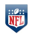 Liga Nacional de Fútbol Americano stock de ilustración