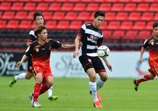 Liga tailandesa 2013 do ln da ação primeiro Fotografia de Stock Royalty Free