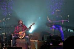 Ligabue, Quasi acustico - Tour teatri 2011 Stock Image