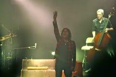 Ligabue, Quasi acustico - Tour teatri 2011 Stock Photography