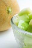 Ligamaza del melón Imagen de archivo libre de regalías