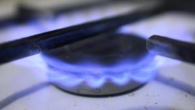 Ligar o queimador de gás filme