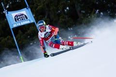LIGETY Ted nel gigante Sla di Men's della tazza di Audi Fis Alpine Skiing World Fotografia Stock