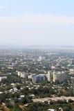 Liggande av Almaty arkivbilder