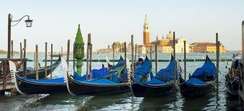 Liggande av Venedig Arkivfoto