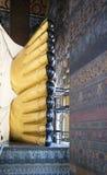 Liggande Budha Royaltyfria Foton