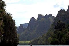 liggande langkawi malaysia Arkivbilder