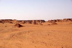 liggande libya Royaltyfria Foton