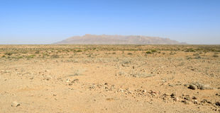 liggande namibia Royaltyfria Foton