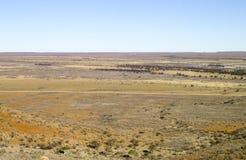 liggande namibia Royaltyfri Foto
