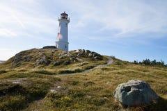 liggande Nova Scotia Arkivfoto