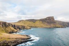 liggande scotland Fotografering för Bildbyråer