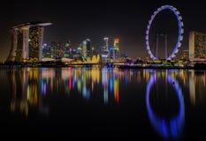 liggande singapore Royaltyfri Foto
