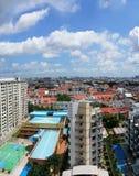 liggande singapore arkivbild
