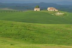 liggande tuscan Royaltyfri Bild